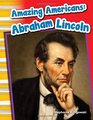 Download Amazing Americans: Abraham Lincoln (Social Studies Readers : Content and Literacy) pdf epub