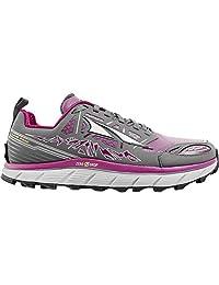 Altra Lone Peak 3.0 Low Neo Trail Running Shoe - Women's Gray/Purple, 9.5