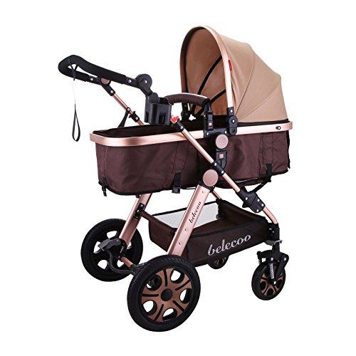 Cueffer Cochecito de Bebé Plegable Cochecito de Niño Confortable con Capacidad de 25KG Baby Stroller: Amazon.es: Juguetes y juegos