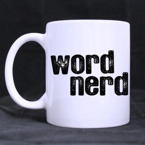 Discount-Ceramic-Mug-Word-Nerd-White-Mug-11-ounces