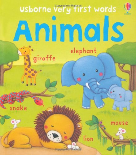 Download Very First Words Animals pdf epub