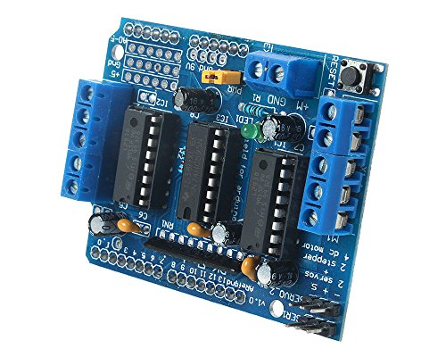 Motor Drive Shield L293D til Arduino