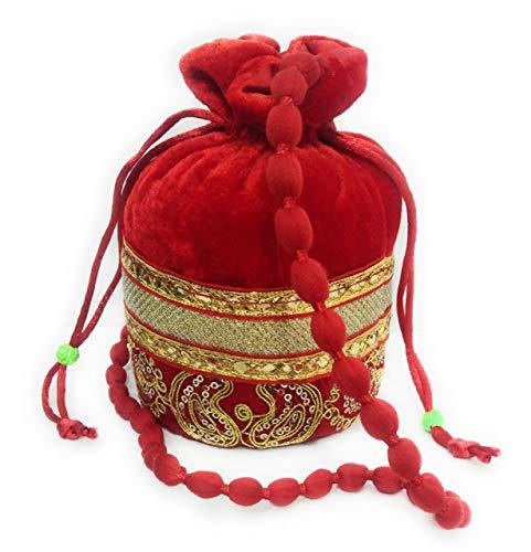 Potli Gifts Red Bag Wedding...