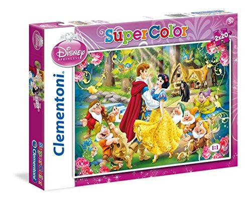 Disney Puzzles, 2 x 20 piezas, diseño Buscando a Nemo (Clementoni 247370): Amazon.es: Juguetes y juegos