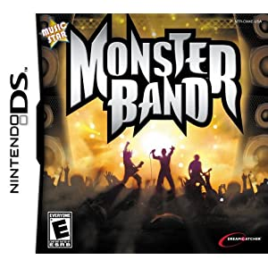 Monster Band - Nintendo DS