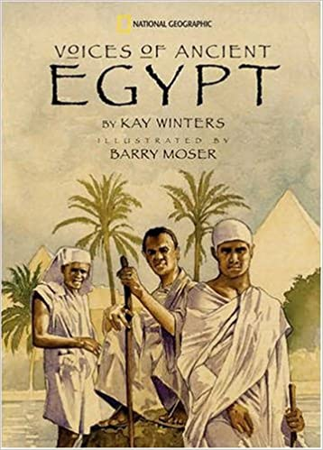 Book Voices of Ancient Egypt