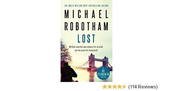 Lost Joe OLoughlin Book 2 Joseph
