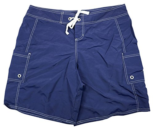 Tommy Bahama Mns Large Boards Shorts Mare Navy