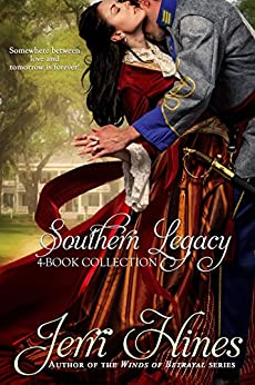 Southern Legacy: 4-Book Collection by [Hines, Jerri]