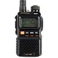 Walkie Talkie Two-Way Radio TYT TH-UV3R Interphone Transceiver (US Plug)