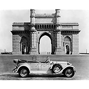 1928 Packard Eight 443 Photo Poster Gateway To India
