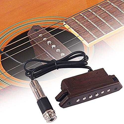 (MG554zy0 Professional Sound Hole Pickup Acoustic Folk Guitar Music Instrument)