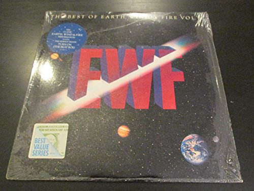 The Best of Earth Wind & Fire Vol II (Earth Wind And Fire Greatest Hits Vinyl)