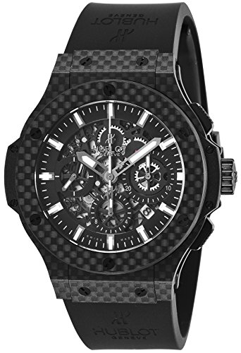 Hublot Big Bang Men's Chrono Auto Carbon Fiber - 311.QX.1124.RX