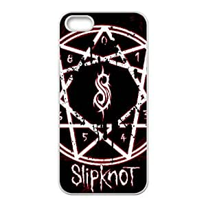 Slipknot iPhone 5 5s Cell Phone Case White xlb-156910