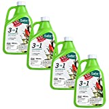 Safer Brand 32 oz. 3-in-1 Garden Spray Concentrate - 4 Pack