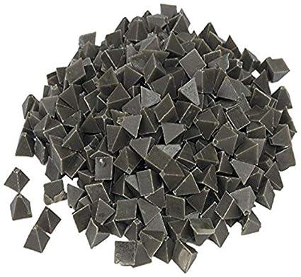 "Raytech 41-119 Plastic Media,Pyramid Green,1//4/"""