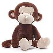 Gund Baby Nicky Noodle Monkey Stuffed Animal