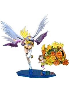 Amazon.com: My Dinner Digimon Action Figures Angemon ...