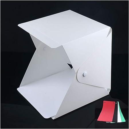 Caja de luz portátil para Estudio fotográfico,Luces de Tira del ...