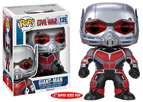 POP! Bobble - Marvel Captain America CW 6 Giant-Man