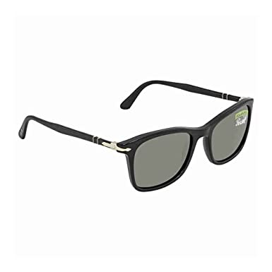 858836d2f2 Image Unavailable. Image not available for. Color  Persol Mens Men s  Rectangular 54Mm Sunglasses