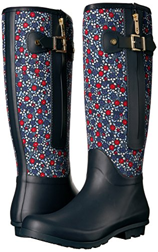 Pictures of Tommy Hilfiger Women's Mela Rain Boot 8 M US 4
