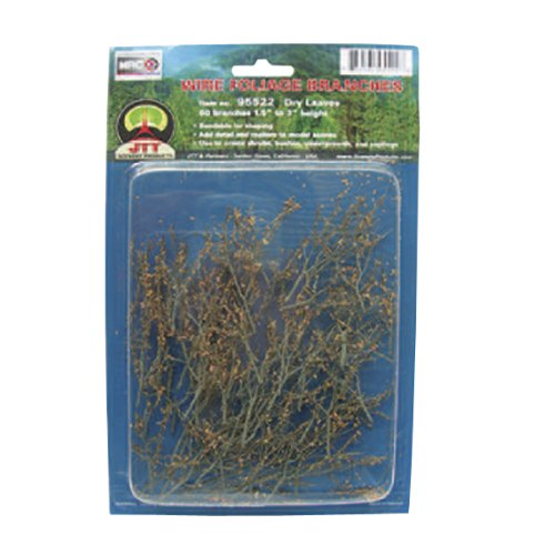 JTT Scenery Products Foliage Branches, Dry Leaves ()