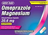 McKesson Brand - Antacid - 20.6 mg Strength - Delayed-Release - Capsule - 42 per Box - 24/Case-McK