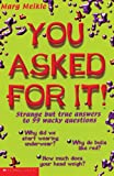 You Asked for It!, Margaret Meikle, 0439987237