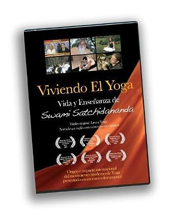 Amazon.com: Viviendo El Yoga: Vida y Ense??anza de Swami ...