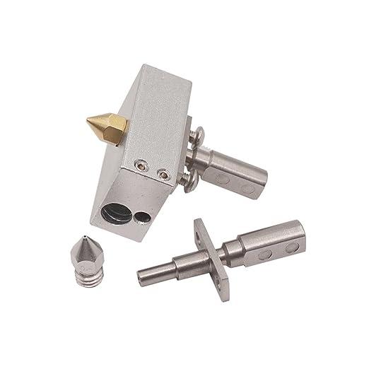 Amazon.com: winsinn Hotend Kit para la zortrax M200 – 0,4 mm ...