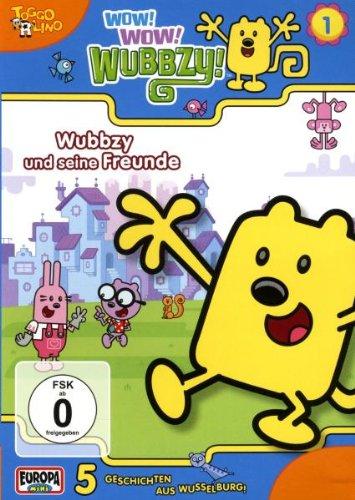 Wow! Wow! Wubbzy! - Wubbzy und seine Freunde Alemania DVD ...