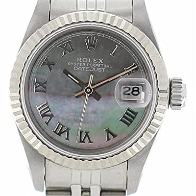 Rolex Datejust Automatic-self-Wind Female Watch 69174 (Certified Pre-Owned) from Rolex