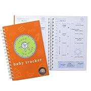 Baby Tracker for Newborns - Round-the-Clock Childcare Journal, Schedule Log