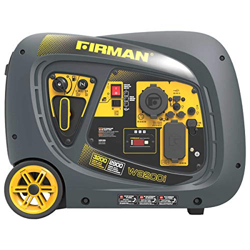 Firman Power Equipment 3200W Peak Running / 2900W Running Ga