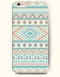 Pink Ladoo? iPhone 6 Case Phone Cover Hard Plastic Aztec Indian chevron