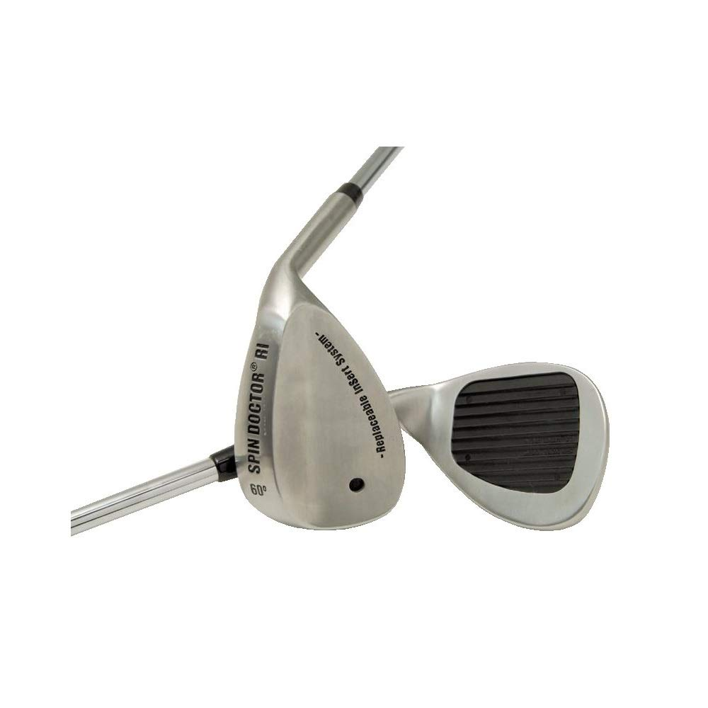 New Spin Doctor RI 60 Degree Lob Golf Wedge - Steel - Left by Spin Doctor