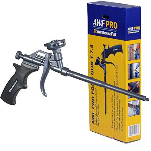 (AWarehouseFull Spray Foam Gun, Teflon Coated Professional)