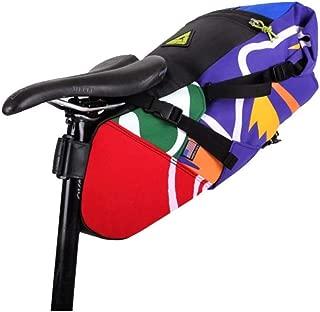 product image for Green Guru- Multi-Color Hauler Bike Pack Saddle/Messenger Bag