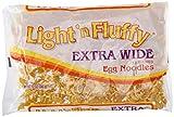 Kyпить Light 'N Fluffy Extra Wide Egg Noodles, 12 Ounce на Amazon.com