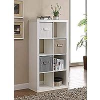 Better Homes and Gardens 5-Cube Organizer Storage Bookcase Bookshelf