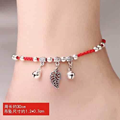 0d4493441dd6c Shopping Floral - Multi or Blacks - Anklets - Jewelry - Women ...