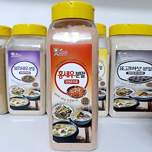 Korea Red Shrimp Powder 500g by Jayeondameun