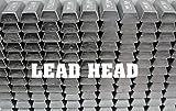 50 Lead ingots 50 Plus LBS
