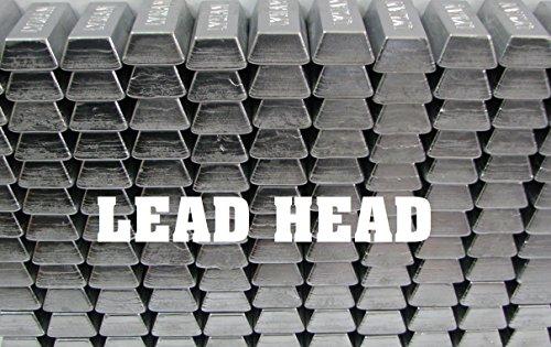 50 Lead ingots Plus LBS product image