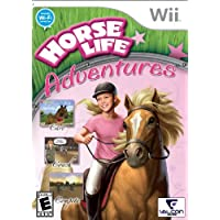 Horse Life Adventures / Game