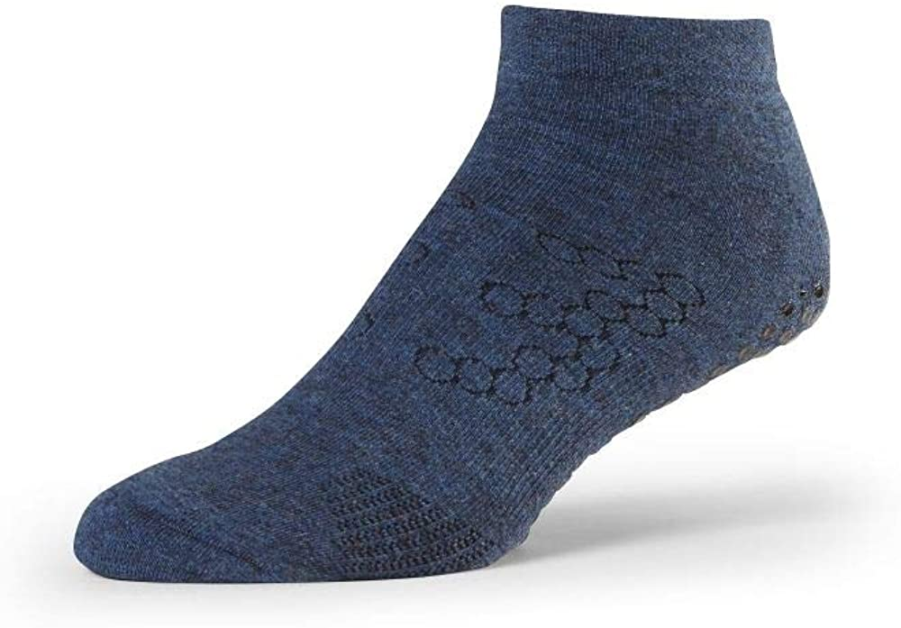 martial arts yoga lifting and barre Base 33 Low Rise Grip Socks for Pilates