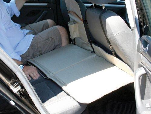Kurgo Backseat Reversible Dog Bridge Car Extender — Water Resistant — Universal Fit by Kurgo (Image #3)