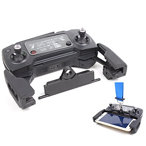 Drone Fans Remote Controller Lanyard Strap Belt Buckle Bracket Hook Hanger for Mavic Pro Drone